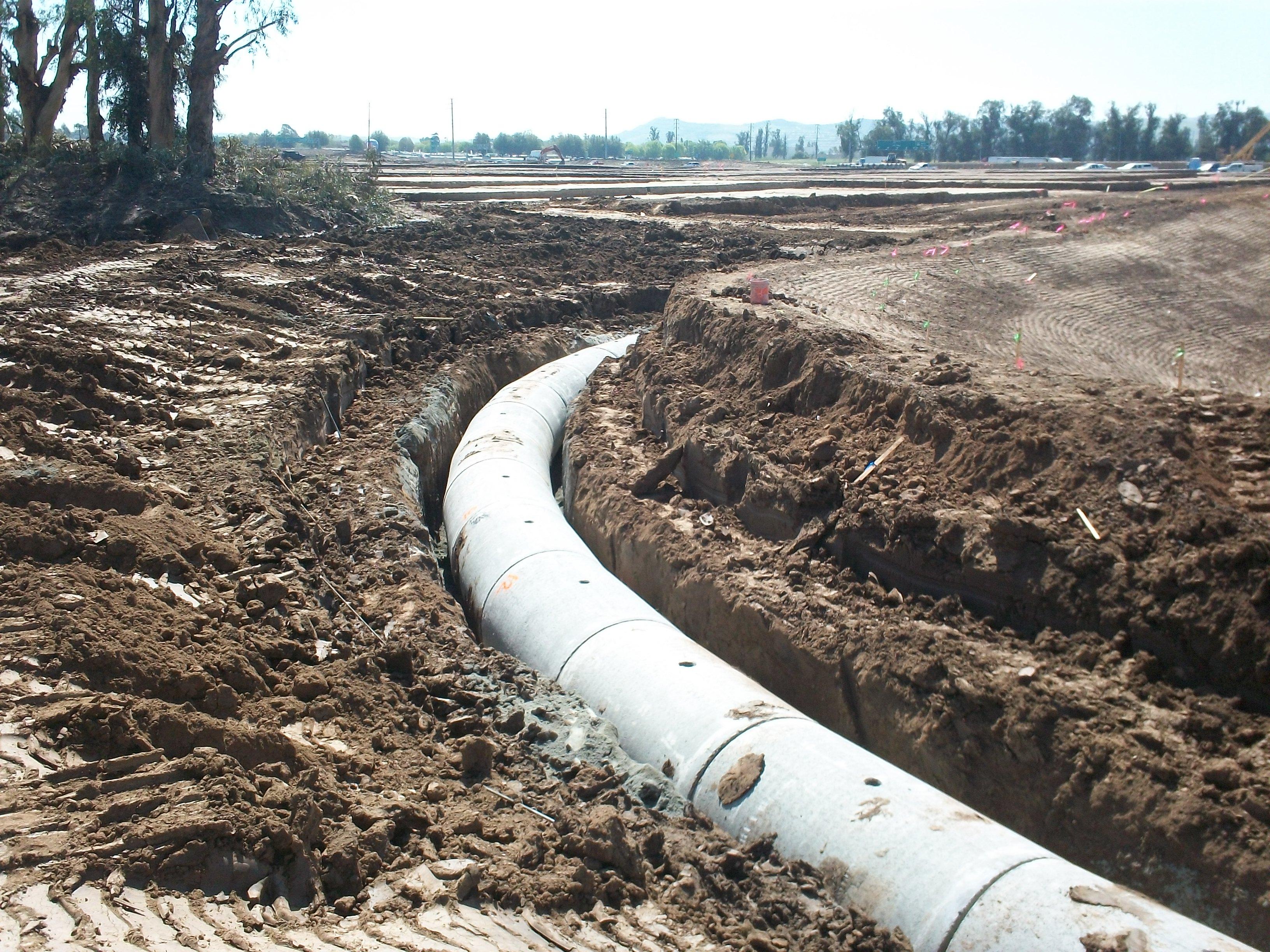 Drainage Projects : QTCGQ